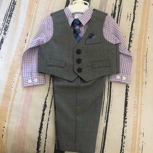 Infant Dress Suit